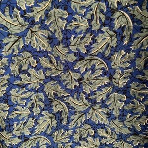 Vintage Fabric Leaves Sewing Crafts
